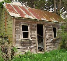 The Love Shack by niggle