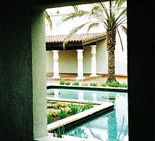A Window, Egyptian Museum, San Jose, California  by Igor Pozdnyakov