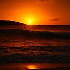 Cornish Sunset 1 by Glen Drury