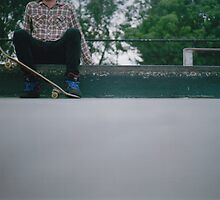Skating Lifestyle #1 by Patrick Keevil