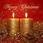 candle light 02 (Christmas card) by 1001cards