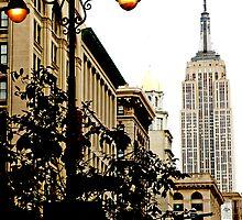 5th Avenue, New York City by Jeff Blanchard