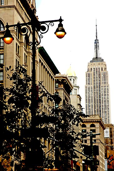 5th Avenue, New York City by Jeff Blanchard