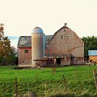 Yee ole Barn! by Diane Trummer Sullivan