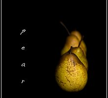 Pear by cas slater