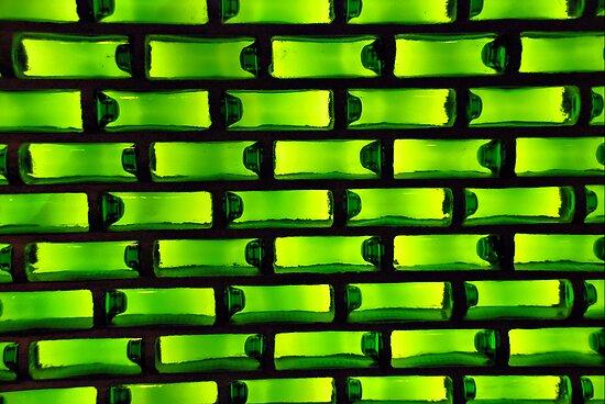 Green bottles by andreisky