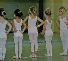 Guess Which Ballerina Is Mine? by Ainsley Kellar Creations