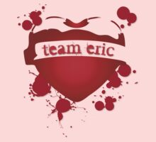 Team Eric Bloodsplatter by Adriana Owens