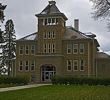 Teton County Court House by Bryan D. Spellman
