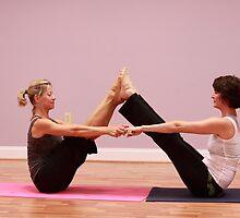 Yoga by Lisawv
