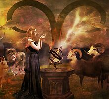 Aries - Ode To Joy by Anna Shaw