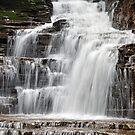 Ithaca's Buttermilk falls IV by PJS15204