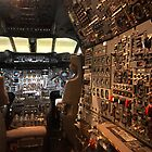 Concorde flight deck by SWEEPER