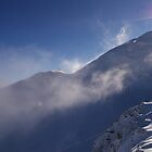 Snow Mountain by Frederic Chastagnol