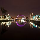 Glasgow's River by Daniel Davison