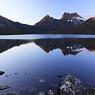 Cradle Mountain 6.30am 10102009 by tinnieopener