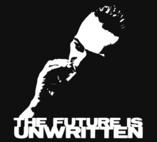 future is unwritten by NostalgiCon