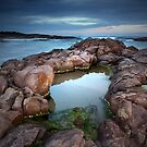 Rock Pool by Annette Blattman