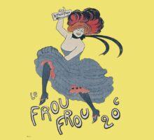 Le Frou Frou by taiche