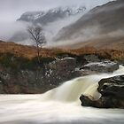 Glen Etive by Jeanie