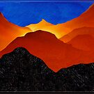 Kilauea Volcano I by Mary Ann Reilly