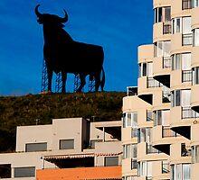 El Toro by Stuart Robertson Reynolds