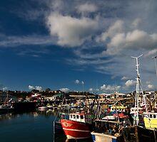 Kilkeel Harbour by Alan McMorris