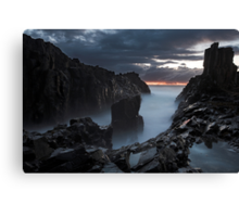 Raging Dawn Canvas Print