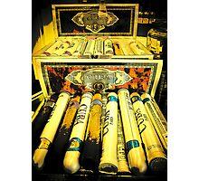 Cigar Cologne.... Photographic Print