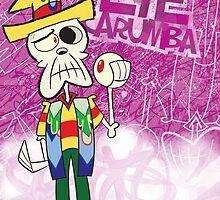 Halloween Poster 2009 - Eye Carumba by Sketchaholic