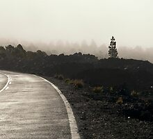 El Teide: The Road by Kasia-D