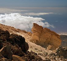 El Teide: Rocks on High by Kasia-D