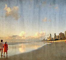 Morning Stroll by Ann  Van Breemen