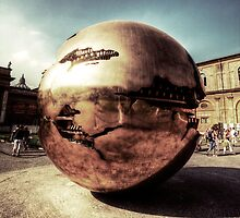 Sphere within Sphere by shutterjunkie