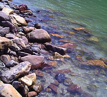River Rocks by Bellani's Studio