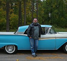 Proud Ford owner by Paola Svensson