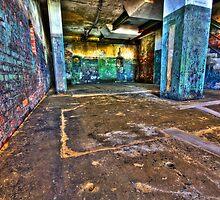Barracks by Arek Rainczuk