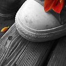 ... Flower Converse... by ReveLinWonder