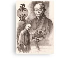 Jigoro Kano Canvas Print
