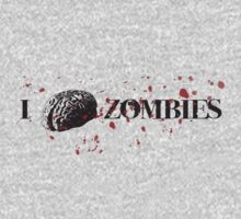 I Brain Zombies by Benjamin Bader