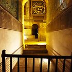 Hagia Sophia Heavenly Light by Deirdreb