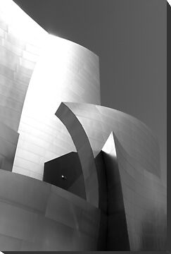 Frank Gehry's Walt Disney Concert Hall, LA by Framed-Photos