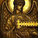 Golden Angel by Rowan  Lewgalon