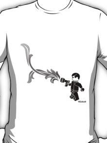 Kidult T shirt gunman T-Shirt