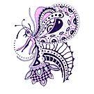 fairy-butterfly by Kseniya Beliaeva
