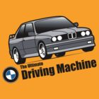 BMW E30 M3 by Lee Fone