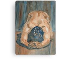 Bowed Strength Canvas Print