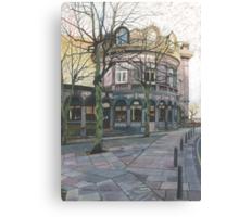 The Crown Hotel, Harrogate, North Yorkshire Canvas Print