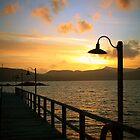 Dock Of The Bay by Sean Jansen