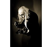 From the Rocky Horror Theme night Photographic Print